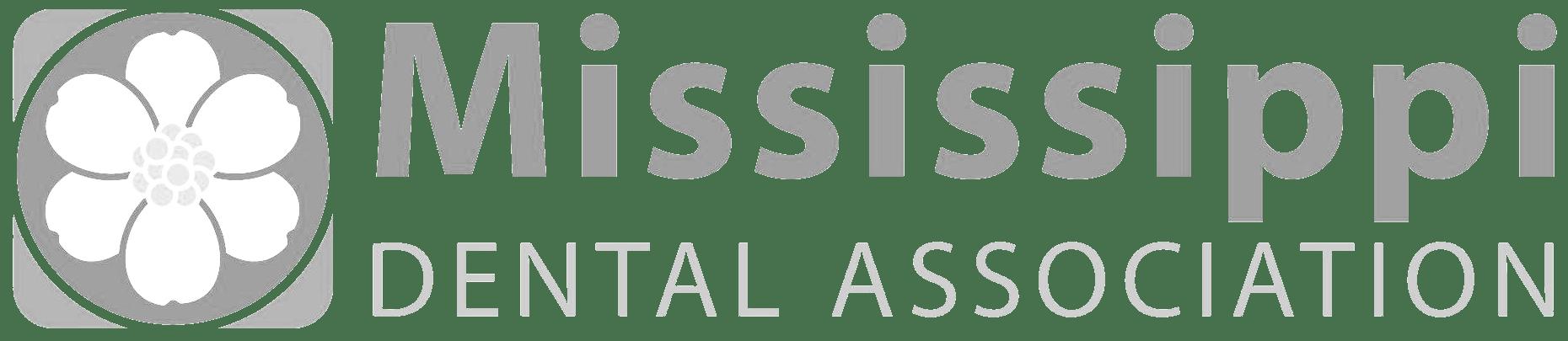 Mississippi Dental Association logo